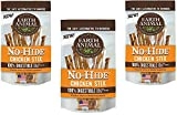 30-Count Earth Animal No-Hide Chicken Stix (3 Packs with 10 Stix Each)