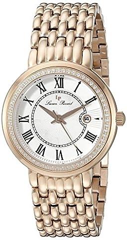 Lucien Piccard Women's LP-16540-RG-22S Fantasia Analog Display Quartz Rose Gold Watch (Fantasy Wrist Watch)