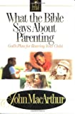 Best Christian Parenting Books - What the Bible Says About Parenting: Biblical Principle Review