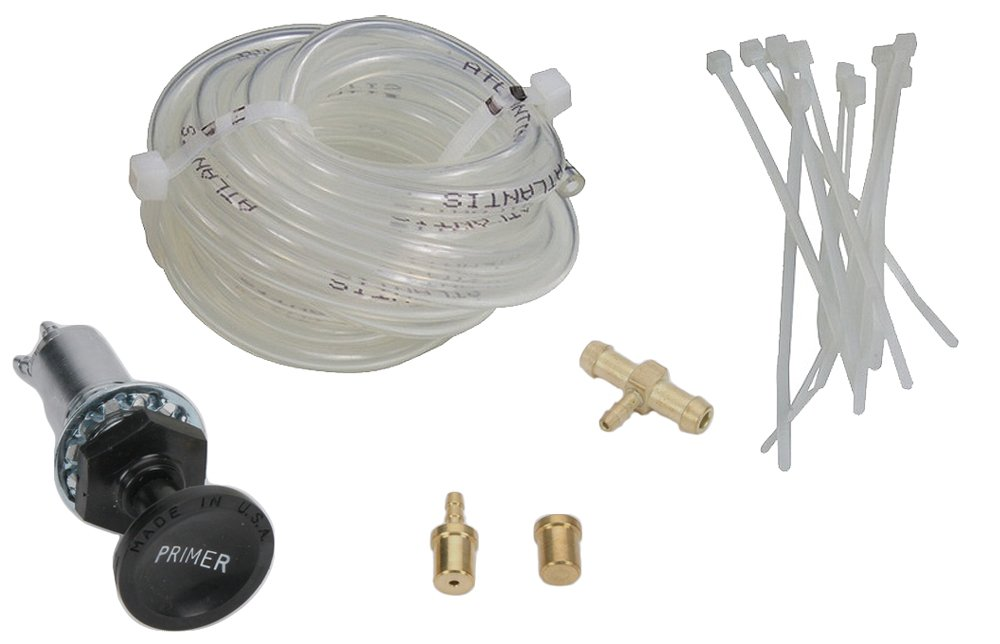 Atlantis A4075 Mikuni Single Carburetor Primer Kit