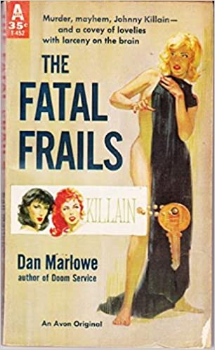 Image result for the fatal frails""