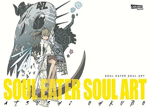 Soul Eater Soul Art: Artbook