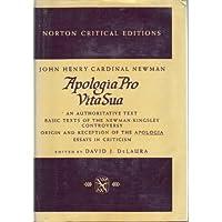 Apologia Pro Vita Sua: Norton Critical Editions (1st edition)