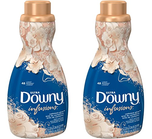 Downy Infusions Cashmere Glow 41 oz 2-Pack