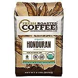 Organic Honduran Marcala Fair Trade Coffee, Whole Bean Bag, Fresh Roasted Coffee LLC. (2 LB.)