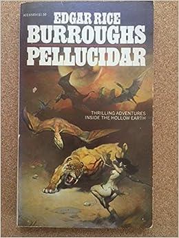 Book Pellucidar