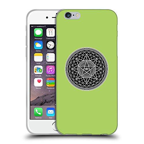 GoGoMobile Coque de Protection TPU Silicone Case pour // Q08280628 Mystique occulte 7 poule // Apple iPhone 7