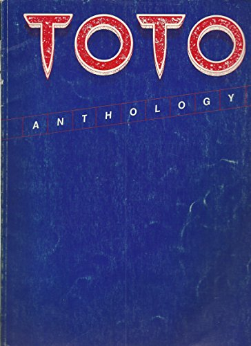 Toto Anthology (Songbook) -