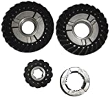 Gear Set for Johnson Evinrude V4 with Clutch Dog replaces 436746, 345992 and 323664
