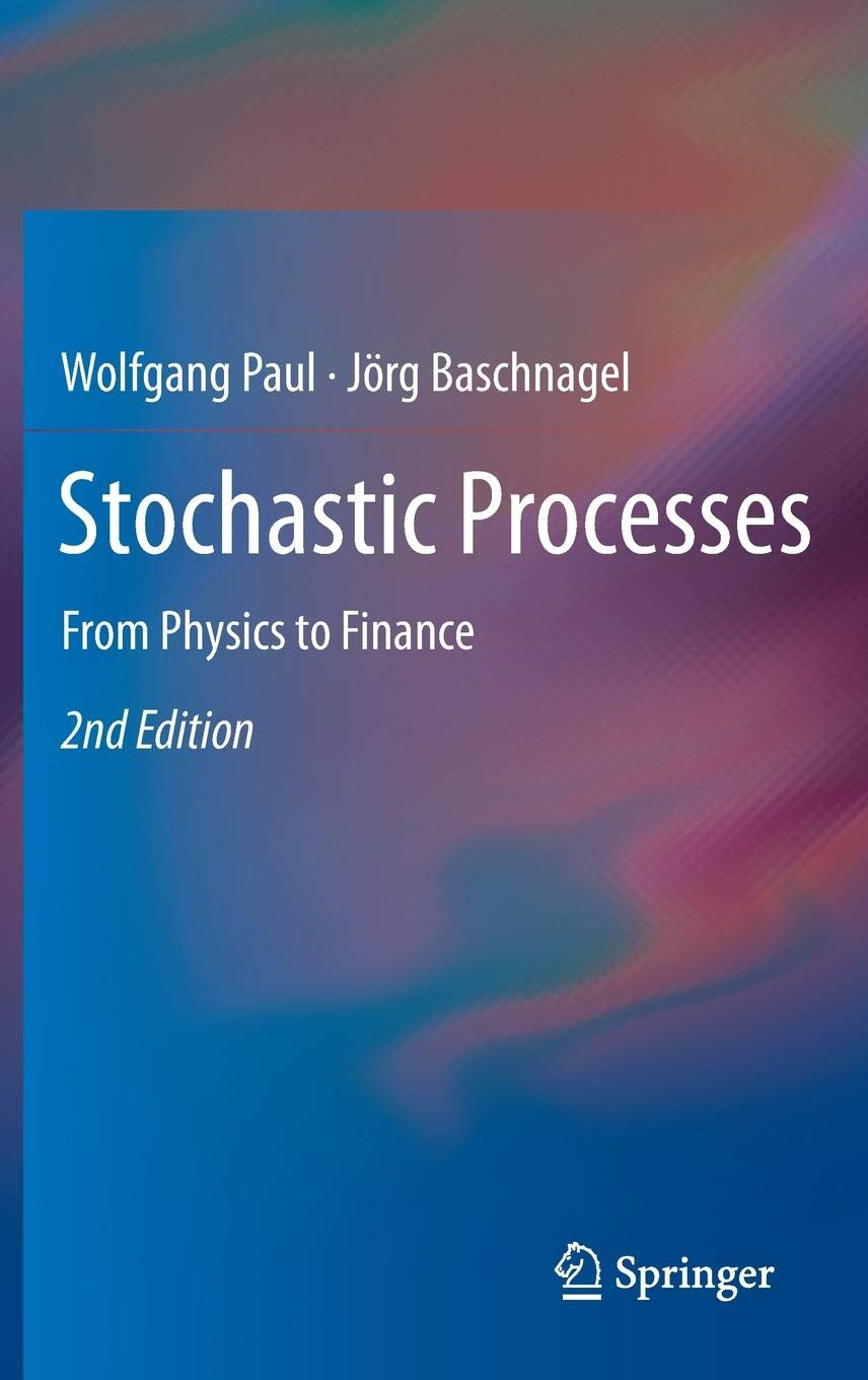 Stochastic Processes: From Physics to Finance