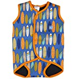 Splash About Baby Wrap Wetsuit - Surfs Up, Large (18-30 Months)