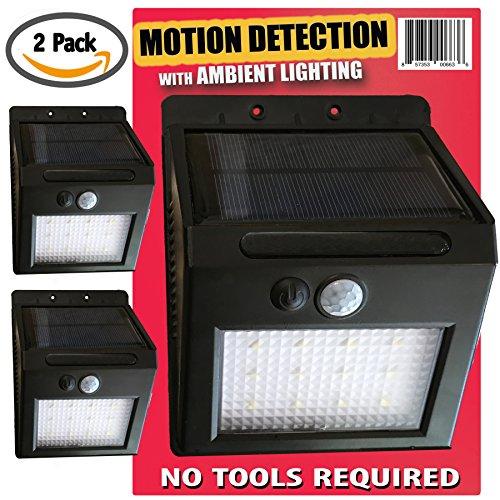 Non Electric Outdoor Lighting