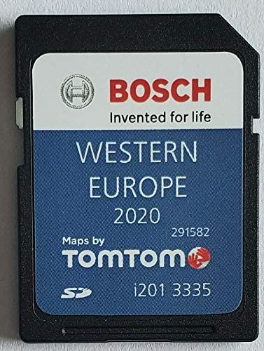 Sd Card Vw Gps Europe Western Europe 2020 V12 Rns 310 Navigation Car Hifi
