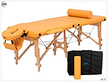 MOV - Cama de masaje plegable portátil de alta calidad para ...