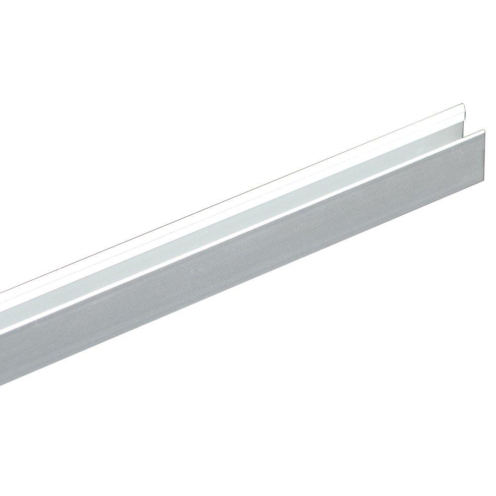 JESCO Lighting LCFS-CH3 Aluminum mounting channel (straight mount). Colorflex Slim LCFS Series Accessory.