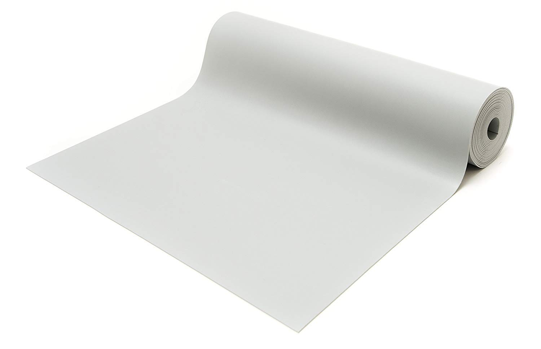 Bertech ESD Mat Roll, 3' Wide x 25' Long x 0.093'' Thick, Gray (Made in USA)