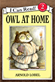 Owl at Home (I Can Read Level 2) (English Edition)