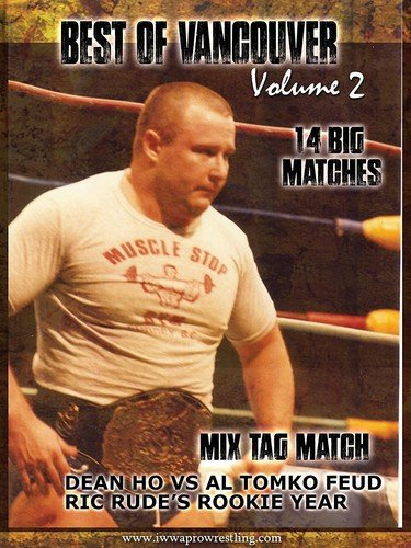 Best Of Vancouver Wrestling Vol 2 (The Best Of Vancouver)