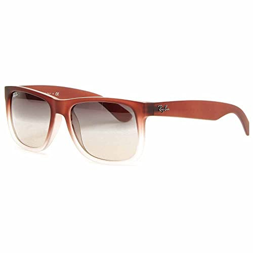 21b38dce5 Ray-Ban Men's Gradient Justin Highstreet RB4165-855/8G-54 Red Wayfarer  Sunglasses: Ray-Ban: Amazon.ca: Shoes & Handbags