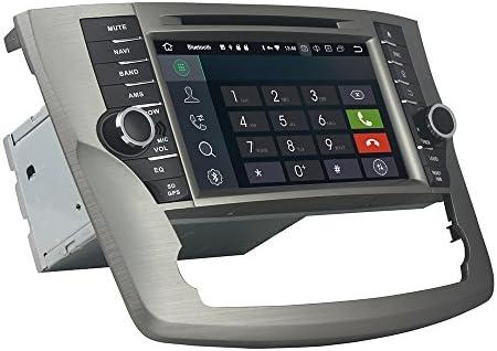 KUNFINE Android 9.0 8核自動車GPSナビゲーション マルチメディアプレーヤー 自動車音響 トヨタ TOYOTA Avalon 2011 2012 自動車ラジオハンドル制御WiFiブルースティスト