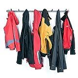 Monkey Bars Garage Coat Rack, Large