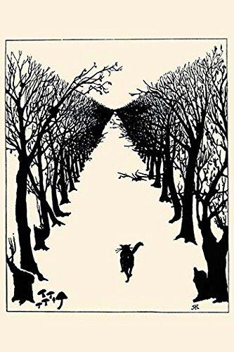 Buyenlarge The Cat That Walked by Himself - 8 X 12 Fine Art Giclee Print [並行輸入品]   B07GZFHGKC
