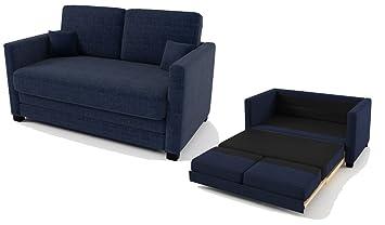 Amazon.de: Boom Schlafsofa mit zwei Sitzplätzen, aus Stoff ...