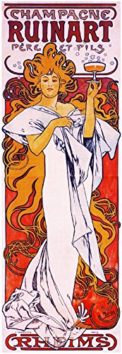 1896-champagne-ruinart-beautiful-woman-classic-french-nouveau-by-artist-alphonse-mucha-vintage-franc