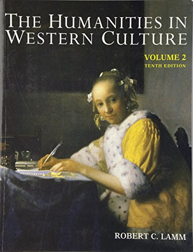 Humanities In Western Culture, Volume Two by Brand: McGraw-Hill Humanities/Social Sciences/Languages