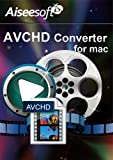 Aiseesoft AVCHD Converter for Mac - converts Sony/Canon/Panasonic AVCHD MTS/M2TS files to MP4/AVI/MOV/MKV/WMV/MPEG and more on Mac [Download]