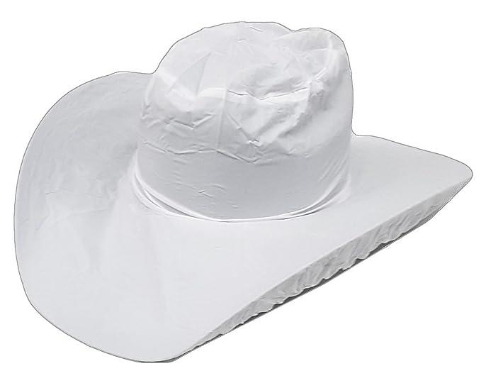 Modestone Hat Cover Waterproof Plastic 3 1 2