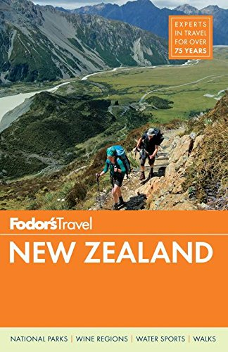 Zealand Bay New Hawkes (Fodor's New Zealand (Full-color Travel Guide))