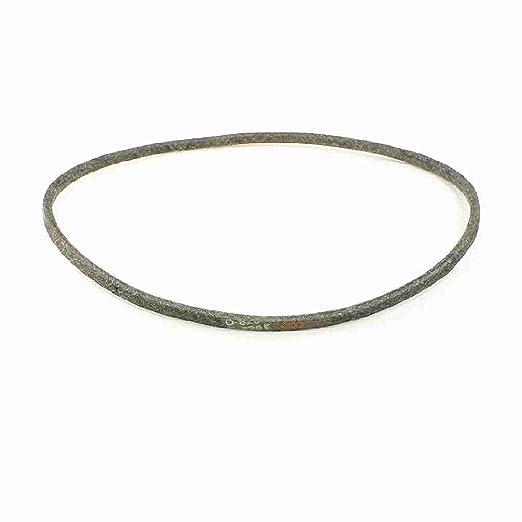 Negro lavadora motor rubber belt Fit Circunferencia 820 mm Ancho ...