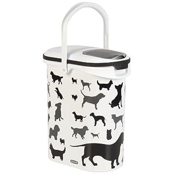 Curver - Recipiente de Comida Seca para Mascotas, 10 litros: Amazon.es: Productos para mascotas