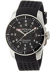LOCMAN watch Avia Torre pilot watch automatic winding date Men 0455V01 0455V01-00CBKWSK Men's [regular imported...