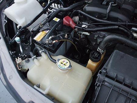 ロードスター(NCEC) バッテリー縦置きキット - B01M4NZ6TT 11880