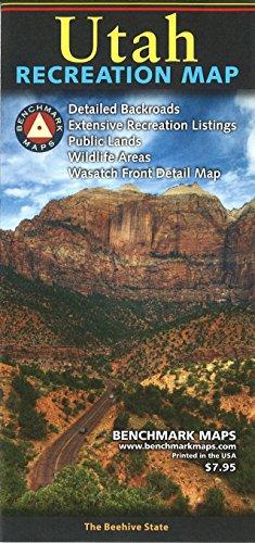 Utah Recreation Map (Maps Utah)