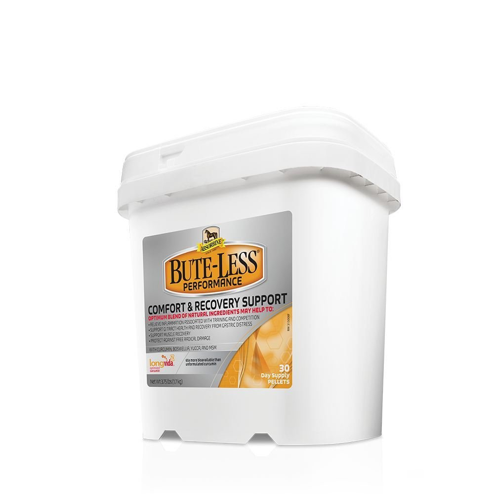 Absorbine 3.75 lb. Bute-Less Performance SHOW SAFE Comfort & Recovery Pain Relief Support
