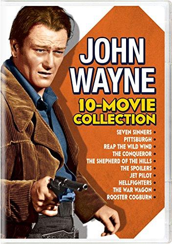 John Wayne 10-Movie - Jesse Set Boxed James