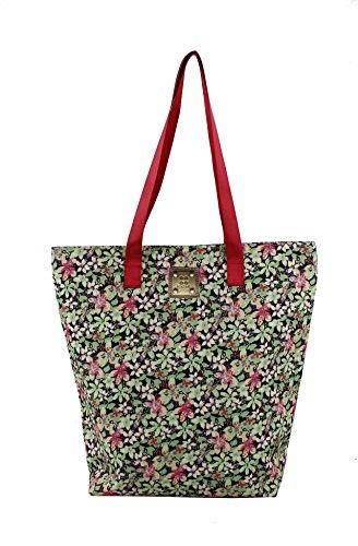 Bolso Mujer para Verde Bluebags Verde Shopper vdqvzP