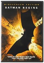 Batman Begins (Single-Disc Widescreen…