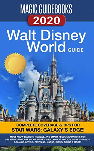 51asB9xzHJL - Magic Guidebooks Walt Disney World Guide 2020: Insider Secrets, FastPass+ Hacks, Disney Dining Guide, Magic Kingdom, Epcot, Disney's Hollywood Studios, Disney's Animal Planet, Hidden Mickeys