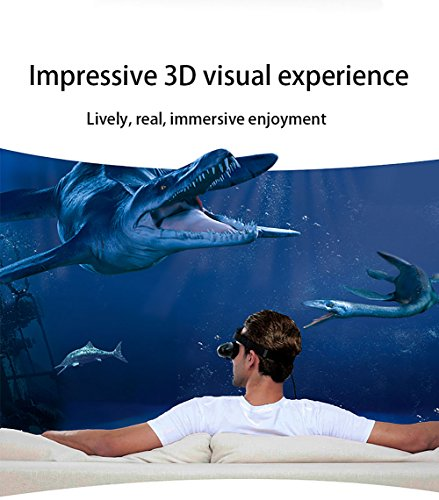 GOOVIS g2 cinego 4K Personal Travel Theater VR Glasses FPV for DJI drones with Sony M-OLED 1920x1080x2 HD Giant Screen Suitable For Set-top Box or PS4 or Xbox or PC or Smart Phone or Nintendo
