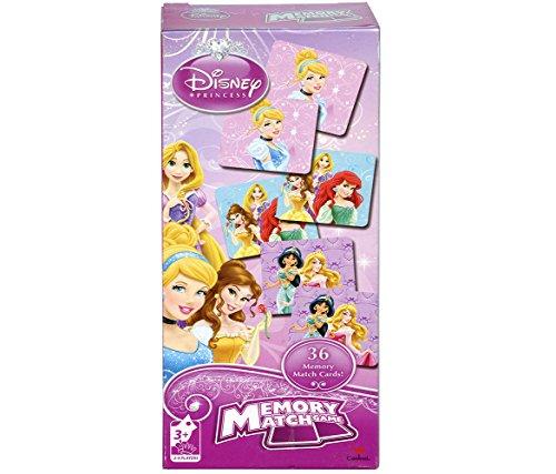 Disney Princess Memory Match (Age 4 Card)