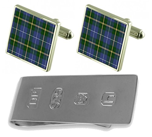 Tartan Scotia amp; Canada Clip Bond Nova Money James Cufflinks rOrqwxEZ