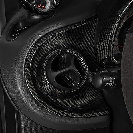 Cuasting Auto In Fibra di Carbonio Interni Maniglia Telaio Decorativo per Smart 453 Fortwo Forfour 2015-2020 Accessori