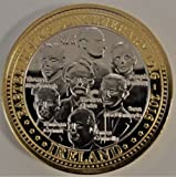 1916- 2016 Easter Rising Commemorative Collectors Coin - The Easter Seven Irish Republic