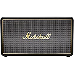 Marshall Stockwell Portable Bluetooth Speaker, Black (4091451)