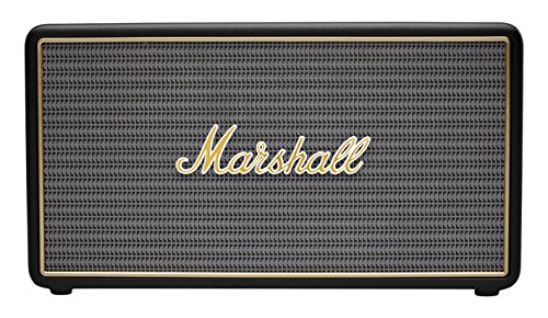 Marshall Stockwell Portable Bluetooth Speaker, Black (4091451) by Marshall