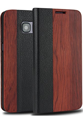 YFWOOD Leather Genuine Kickstand Magnetic product image
